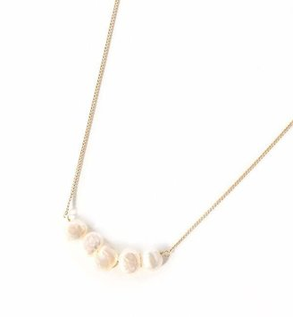 Arenot (アーノット) - アーノット パール ネックレス ホワイト(PEARL NECKLACE white)