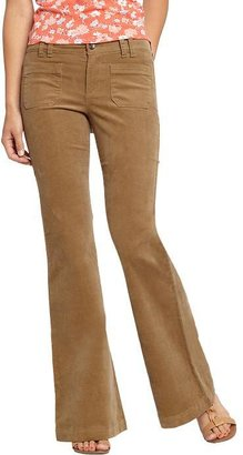 Old Navy Women's High-Rise Flared Cords