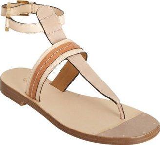 Chloé T-Strap Thong Sandal