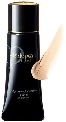 Cle De Peau Beaute Silky Cream Foundation Spf 23 - B10 $120 thestylecure.com
