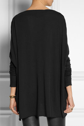 Rick Owens Oversized jersey top