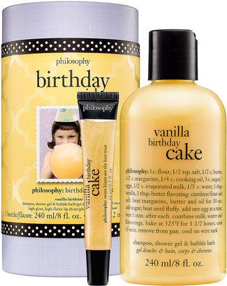 philosophy Birthday GirlTM Set