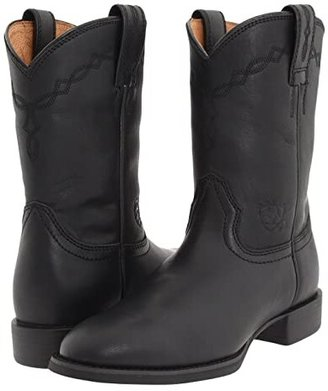 Ariat Heritage Roper (Black) Cowboy Boots