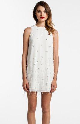 Cynthia Steffe 'Anais' Embellished Shift Dress
