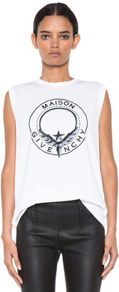 Givenchy Maison Tank in White