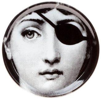 Fornasetti face print coaster