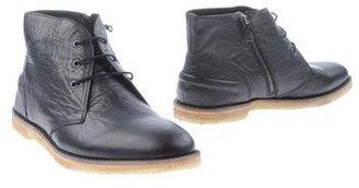 Neil Barrett High-top dress shoe