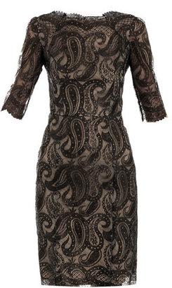 Erdem Anna paisley lace dress