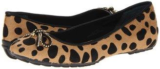 Isaac Mizrahi New York - Faunlee (Black and Brown haircalf) - Footwear