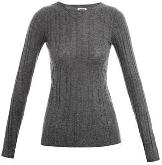 """L'Agence [a href=""""/womens/lagence a] Ribbed-knit sweater"""