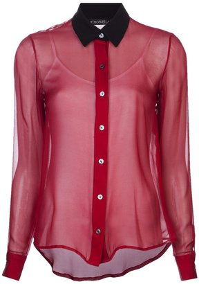 Timo Weiland 'Catherine' top