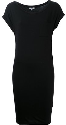 Splendid roll sleeve dress