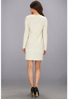 Jessica Simpson Long Sleeve Shift Dress