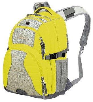 High Sierra swerve scroll backpack