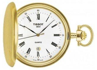 Tissot Men's Savonette Pocket Watch T83.4.553.13