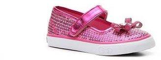 Keds Hello Kitty Bow Lovely Girls Infant & Toddler Mary Jane Sneaker