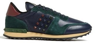 Valentino Studded Sneaker