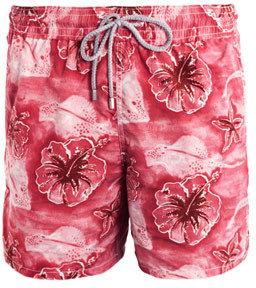 Vilebrequin Moorea kai-print swim shorts
