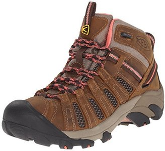 KEEN Women's Voyageur Mid Hiking Boot $124.95 thestylecure.com