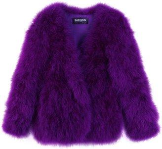 Balmain Feather Jacket