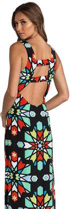 Mara Hoffman Open Back Column Dress