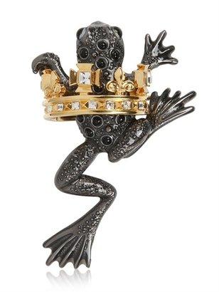 Harrison Simon Prince Frog Brooch Pin