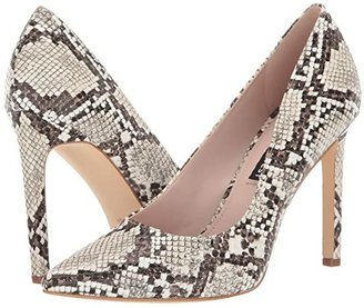 Nine West Tatiana Pump (Cream Multi) High Heels