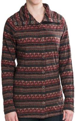 Woolrich Mile Run Cotton Knit Shirt (For Women)