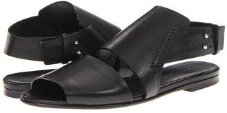 CNC Costume National 6S5AR280731 (Black) - Footwear