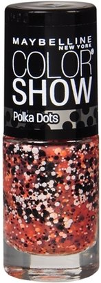 Maybelline Color Show Polka Dots Nail Lacquer Dotty