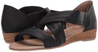 Eric Michael Netty (Black) Women's Sandals