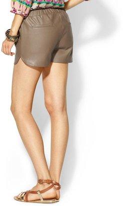 Juicy Couture Sabine Vegan Leather Jogger