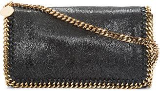 Stella McCartney Black Fallabella Small Shoulder Bag