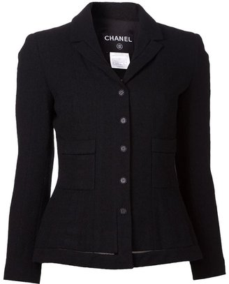 Chanel cage blazer