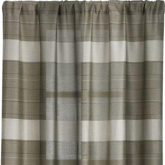 Crate & Barrel Thorton 50x108 Curtain Panel