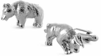David Donahue 'Bull & Bear' Cuff Links