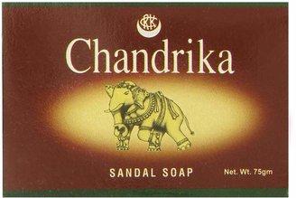 Chandrika Sandalwood Soap by 75g Bar)