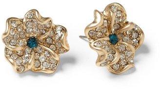 Juicy Couture Sabine Flower Stud Earring