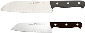 Zwilling J.A. Henckels JA FINE EDGE PRO Asian Knife Set - 2 pc - Black/Silver