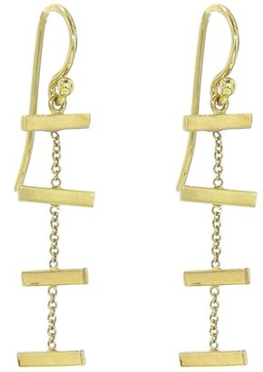 Jennifer Meyer cross bar earring