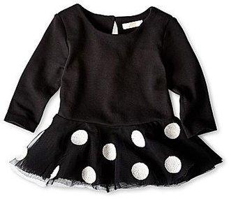 Joe Fresh Joe FreshTM Dotty Dress - Girls 3m-24m