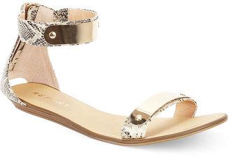 Report Shoes, Lennon Flat Sandals
