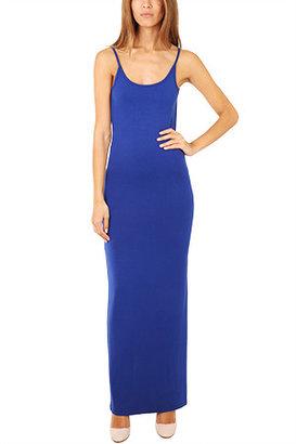 Blue & Cream Blue Blue&Cream Chelsea Maxi Dress