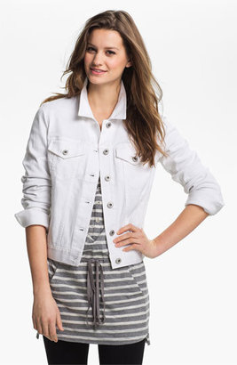 Women's Two By Vince Camuto Denim Jacket $99 thestylecure.com