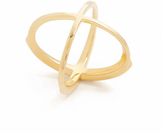Elizabeth and James Northern Star Crossed Band Ring $95 thestylecure.com
