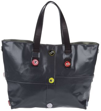 Carmina Campus 'Top Bag' tote bag