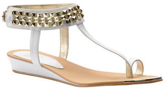 Isola Adar Studded Wedge Sandals