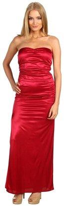 Gabriella Rocha Marcey Dress (Cranberry) - Apparel