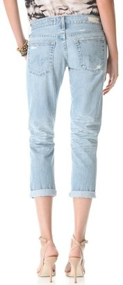 AG Adriano Goldschmied Piper Slouchy Slim Crop Jeans