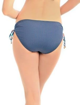 Anne Cole Digital Dot 'Alex' Floral Side-Tie Bikini Bottom